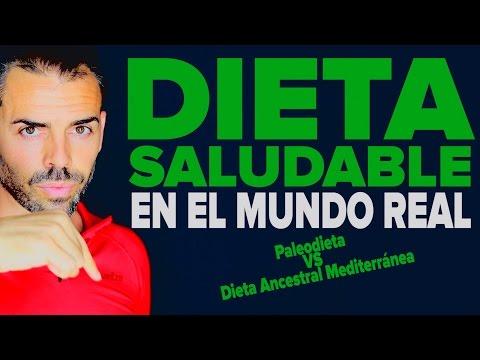 Dieta Paleolítica Vs Dieta Mediterránea Ancestral (D.A.M.): Dieta Saludable En El Mundo Real