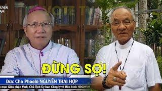 Hai vị giám mục nổi tiếng Việt Nam nhắn gì với 7 triệu người Công Giáo #voteTv