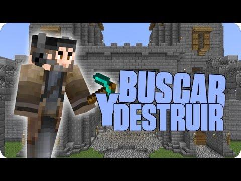 ¡BUSCAR y DESTRUIR! #8 | Minecraft