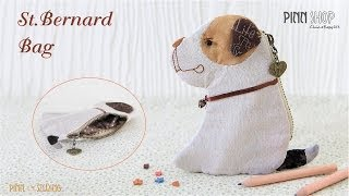 St Bernard Bag_PINN SHOP
