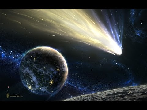 Смертоносные кометы и астероиды. Главная угроза для жизни на Земле  Интересный фильм про космос