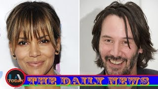Halle Berry and Keanu Reeves Are Secretly Dating