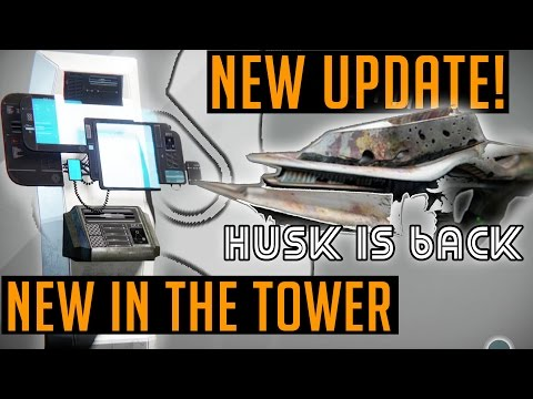 Destiny NEW Update - HUSK of The Pit 150% Drop Rate,  Nepal Aid Shader & More