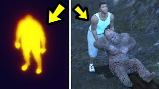 GTA 5 - Can You Kill Bigfoot Early?