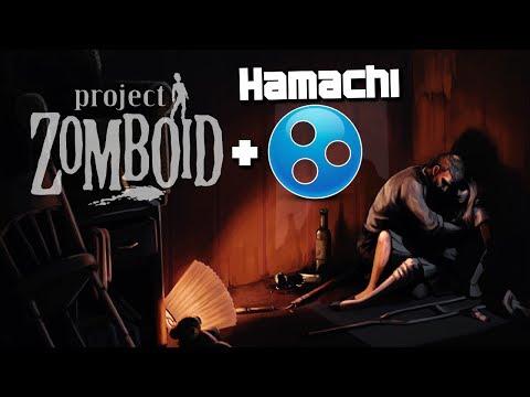 Как создать сервер в Project Zomboid через LogMeIn Hamachi на tubethe.com