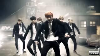 BTS Boy in Luv Dance Version MV