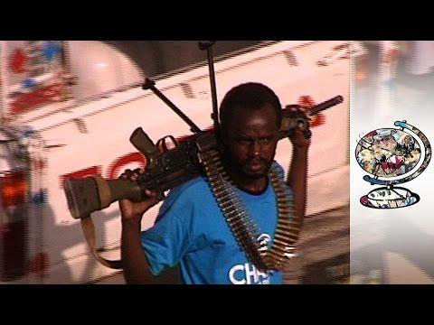 Sharia Law Imposed On Anarchic Somalia