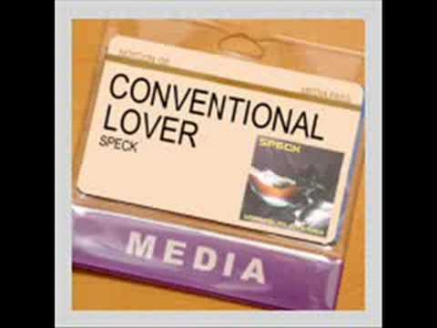 Speck - Conventional Lover