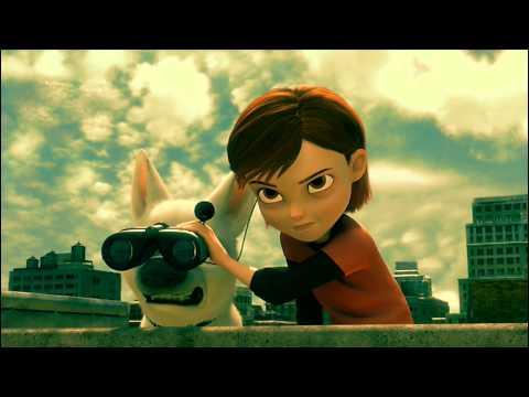 Bolt the Super Dog (Fanmade Trailer)
