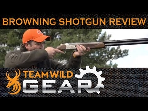 Browning B725 Shotgun Review