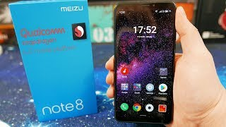 Meizu Note 8 long-term Review ( Snapdragon 632, No Notch, Flyme 7 Global )