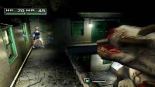 Parasite Eve 2 - Monstruos o Criaturas Descripcion - LOQUENDO - parte 2