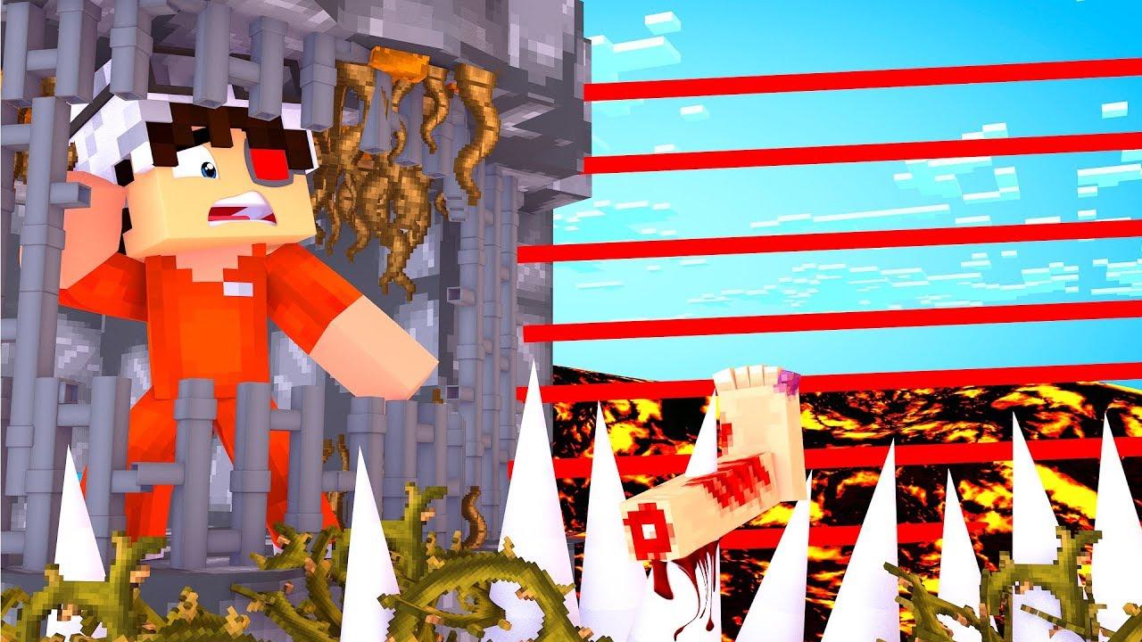 PRISON КАКИМ ОН ДОЛЖЕН БЫТЬ! МЕНЯ СНОВА ПОСАДИЛИ #1! Minecraft Cristalix Prison
