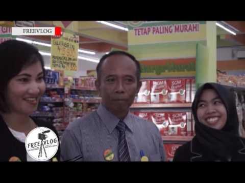 Free Vlog Tepian Tv Episode 2 #01 Era Mart.......!!! Chandra Khirana & Alluvia Haliza