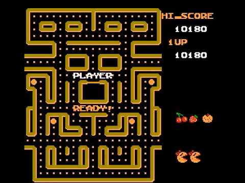 Ms. Pac-Man G - Vizzed.com GamePlay (rom hack) - User video