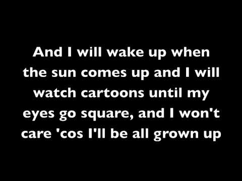 Matilda the Muscial-When I Grow Up (Reprise) lyrics