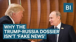 An Investigative Reporter Explains Why The Trump-Russia Dossier Is Not