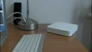 Apple Airport Extreme Router & Wireless Printer/Hard Drive