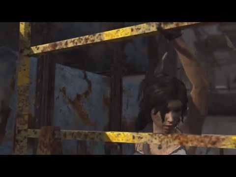 Tomb Raider Walkthrough Part 31- Battle on the Floating Ship