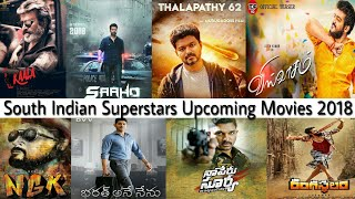 South Indian Superstars Upcoming Movies 2018  Kaal