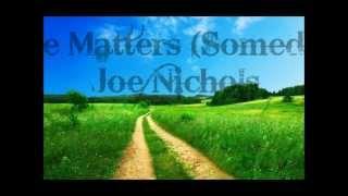 Watch Joe Nichols Size Matters(someday) video
