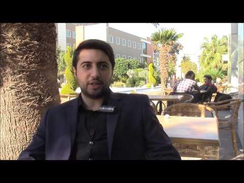 Yaşar University Student Interviews-Toghrul from Azerbaijan (Azeri language)