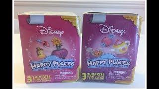 迪士尼購物寶貝公主盲盒 Disney Shopkins Happy Places Princesses mystery pack