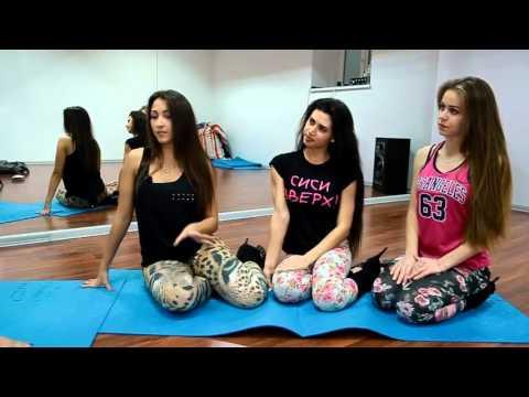 """Школа танцев Divas в передаче """"Уроки совершенства"""""""