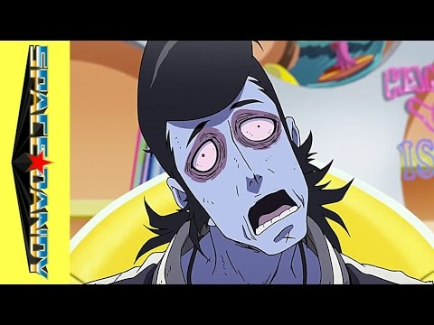 Space Dandy Clip Space Dandy Episode 4 That
