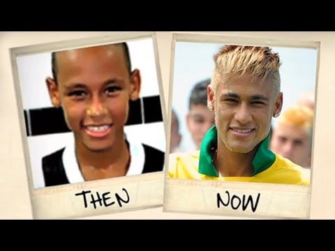 10 Footballers Before They Were Famous