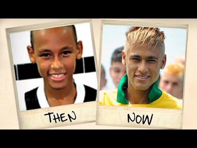 Footballers Before They Were Famous!