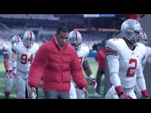 NCAA Football 12 - Road to Glory Ep.36 Senior Year - Conference Championship