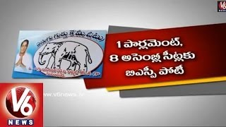 BSP to Fight Against Congress and TRS in Nirmal - Adilabad