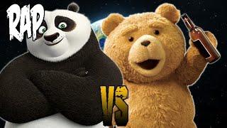Po vs Ted 2 [Olimpiadas de Rap Friki Legendarias T2] Arubato- Prod. By Psicoken
