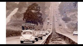O comportamento na estrada na década de 70 Documentário nacional