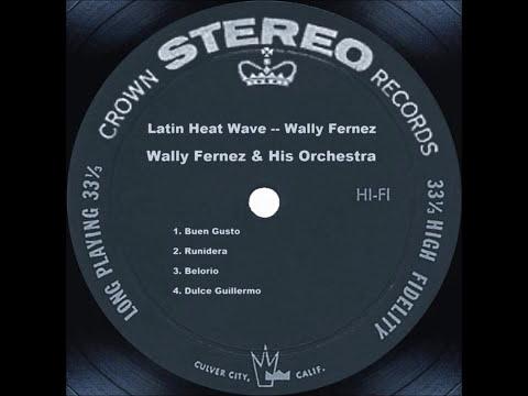 WALLY FERNEZ Y HIS ORCHESTRA - MAMBO A LA FERNEZ