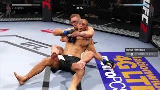 EA SPORTS™ UFC® 2 amazing  knock out