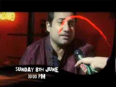 Ali Azmat and Rahat Fateh Ali Khan preview 3 Coke Studio Pakistan...