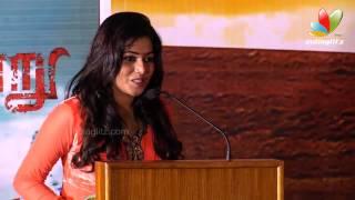 Thagaraaru Movie Press Meet | Arulnithi, Poorna, Jayaprakash, Ganesh Vinayak | Tamil