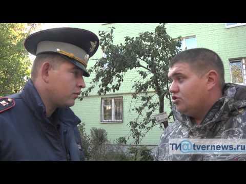 В Твери задержали пьяного водителя