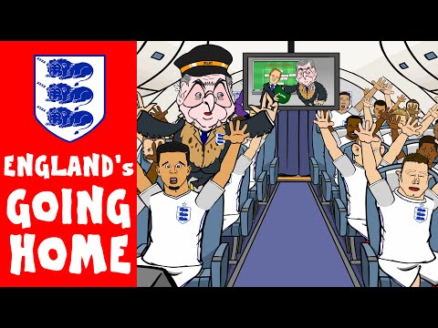 ENGLAND's GOING HOME!!! (England vs Iceland 1-2)(Roy Hodgson resigns)(Euro 2016)