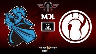 Newbee vs Invictus Gaming Game 1 | MDL Changsha Major | Lower Bracket R1 (Bo1)
