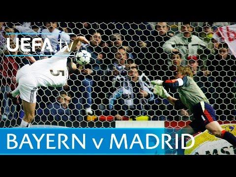 Ronaldo, Ribéry, Zidane: Bayern v Real Madrid goals thumbnail