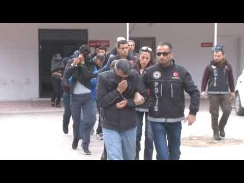 Adana'nın Uyuşturucu Baronu Yakalandı