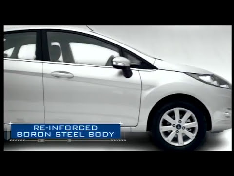 The New Ford Fiesta 2011