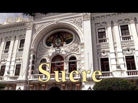 Sucre, Bolivien. Doku mit Sehenswürdigkeiten der Rundreise 15/15