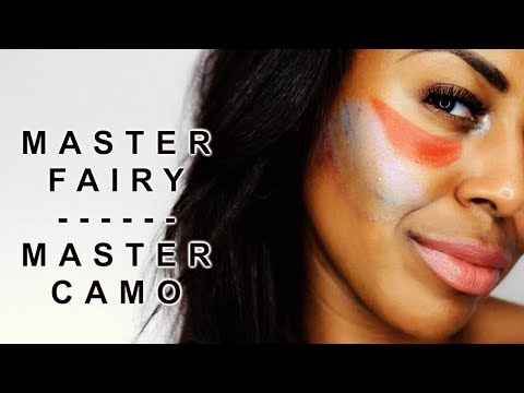Maybelline Master Fairy Illuminating Powders & Master Camo Color Correcting Pen Review I ByBare