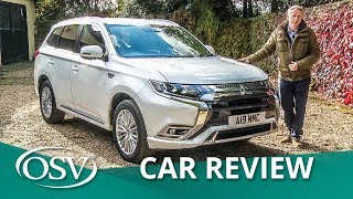 Mitsubishi Outlander PHEV 2019 // The hit plug in hybrid electric SUV