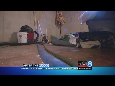 Feds offer low-interest flood loans