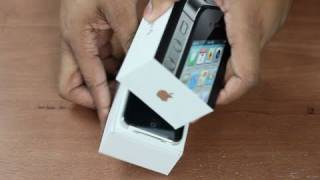 New Verizon iPhone 4 Unboxing!